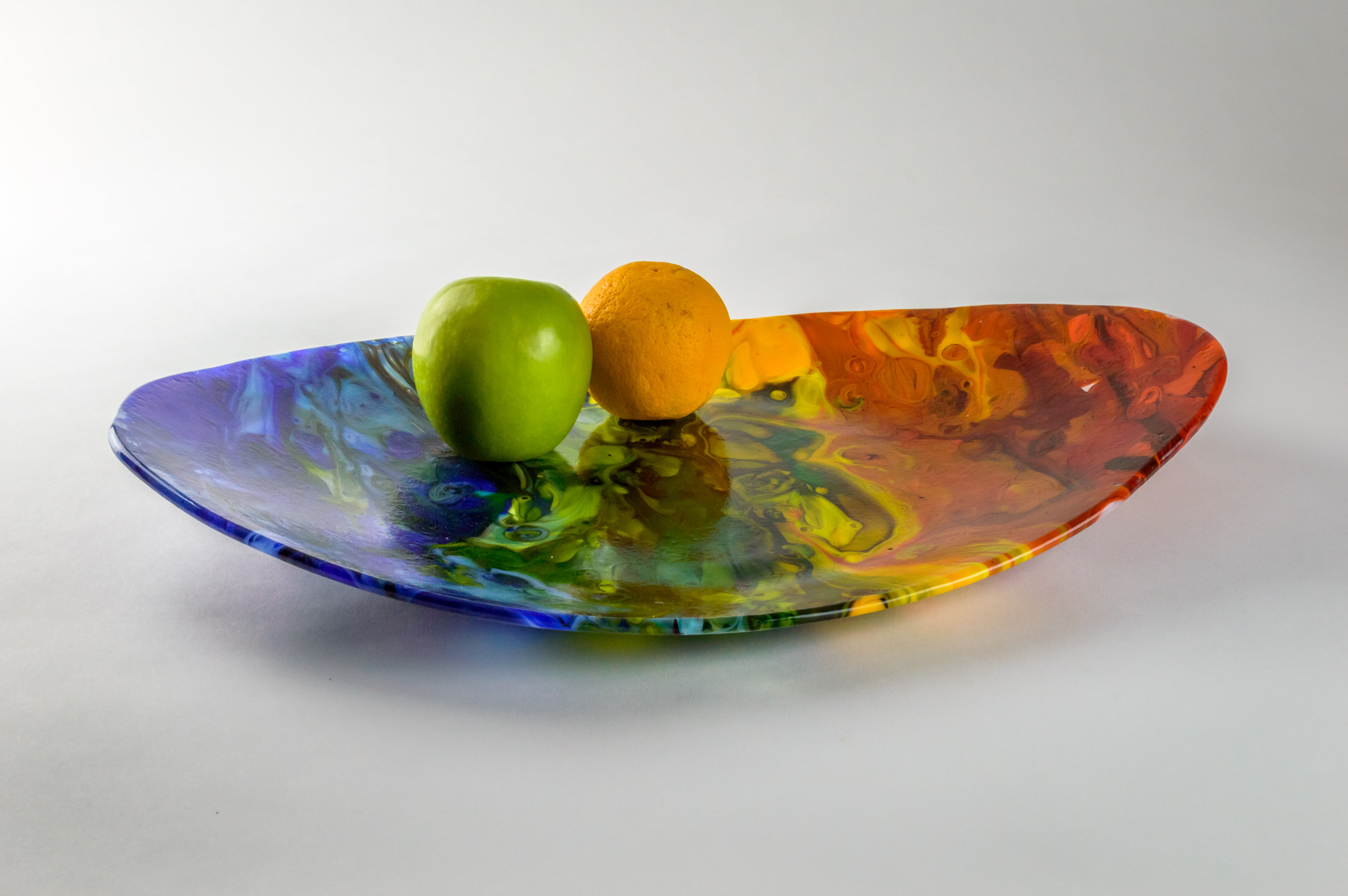Fused glass projects for Projects with glass