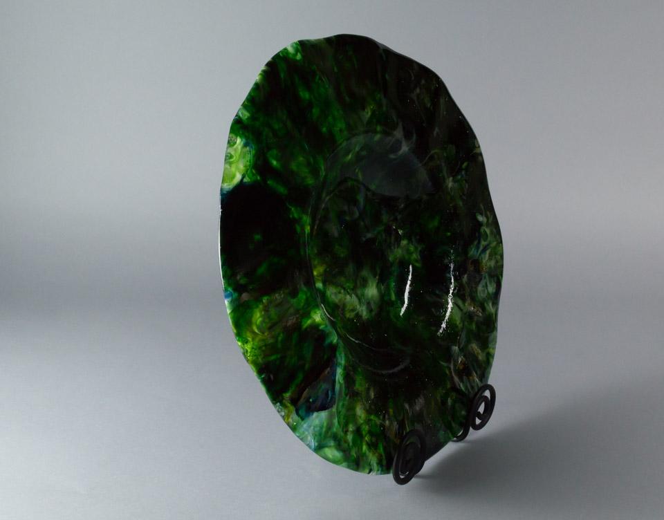 Quantum Foam Renegade Art Glass