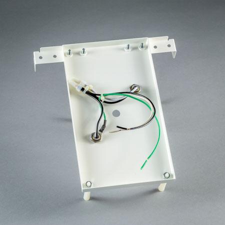 Wall Sconce Fixture Kit - Renegade Art Glass
