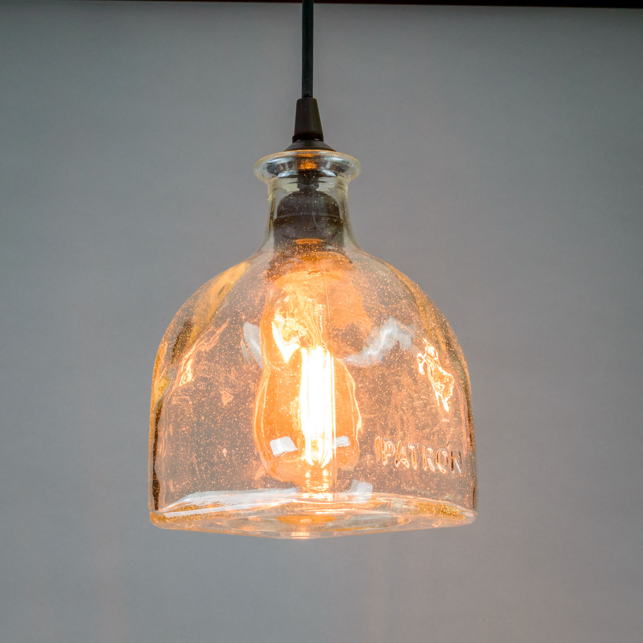 Bottle Pendant Light Easy Craft Ideas